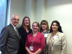 Columbia Memorial Hospital Staff