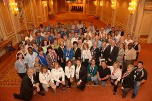 The CRA group photo from the 2015 Annual Meeting